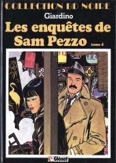 Sam Pezzo (Les enquêtes de) -4- Tome 4