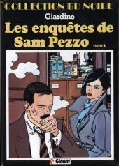 Sam Pezzo (Les enquêtes de) -3- Tome 3
