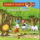 Sylvain et Sylvette (Éditions P'tit Louis) -12- Le cousin bastien