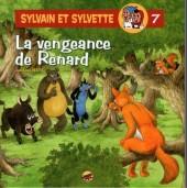Sylvain et Sylvette (Éditions P'tit Louis) -7- La vengeance de renard