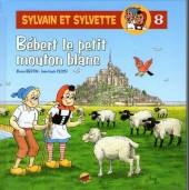 Sylvain et Sylvette (Éditions P'tit Louis) -8- Bébert le petit mouton blanc