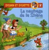 Sylvain et Sylvette (Éditions P'tit Louis) -2- Le naufrage de la sirène