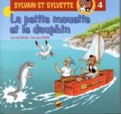 Sylvain et Sylvette (Éditions P'tit Louis) -4- La petite mouette et le dauphin