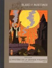 Blake et Mortimer - La collection (Hachette) -5- Le Mystère de la grande pyramide - Tome II - La Chambre d'Horus