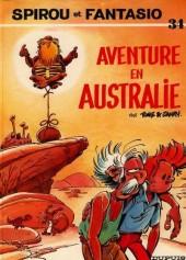 Spirou et Fantasio -34a87- Aventure en Australie