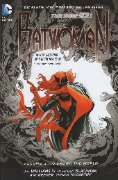 Batwoman (2011) -INT02- To drown the world