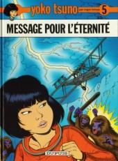 Yoko Tsuno -5b86- Message pour l'éternité