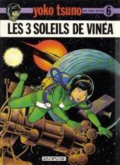 Yoko Tsuno -6a1986- Les 3 soleils de Vinéa