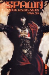 Spawn: The Dark Ages (1999) -14- The child's crusade part. 5