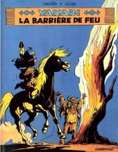Yakari -19a1998- La barrière de feu