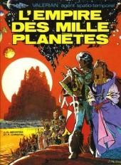 Valérian -2c1975- L'empire des mille planètes
