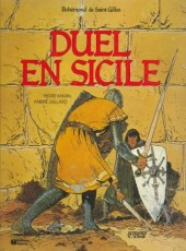 Bohémond de Saint-Gilles -3a- Duel en Sicile