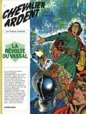 Chevalier Ardent -11a1982- La révolte du vassal