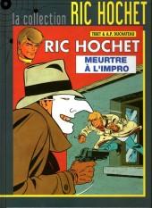 Ric Hochet - La collection (Hachette) -53- Meurtre à l'impro