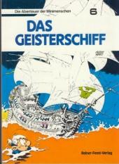 Minimenschen (Die Abenteuer der) -6- Das Geisterschiff