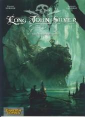 Long John Silver (en allemand) -3- Das Smaragdlabyrinth