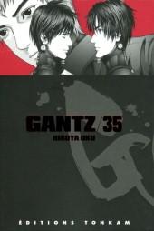 Gantz -35- Gantz 35