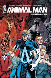 Animal Man -2- Contre-Nature