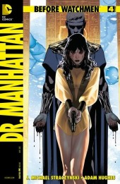 Before Watchmen: Dr. Manhattan (2012)