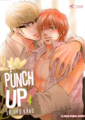Punch up -4- Tome 4