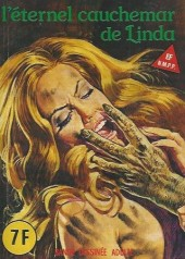 Série Jaune (Elvifrance) -69- L'éternel cauchemar de linda