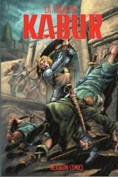 Kabur (Hexagon Comics) -INT- Intégrale