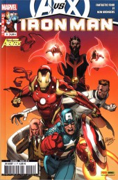 Iron Man (Marvel France - 2012) -9- Le Futur
