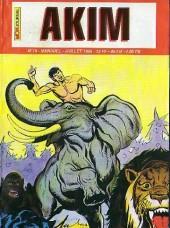 Akim (2e série) -16- Le Prince de la Forêt (2)