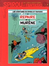 Spirou et Fantasio - La collection (Cobra) -6- Le repaire de la murène