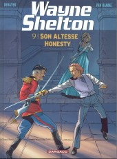 Wayne Shelton -9a- Son altesse honesty !
