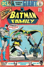 Batman Family (The) (1975) -1- The invader from Hell