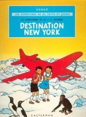 Jo, Zette et Jocko (Les Aventures de) -2B42bis- Destination New York