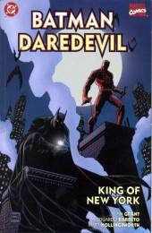 Batman/Daredevil (2000) -GN- King of New York