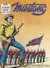 Mustang (Semic) -Rec80- Album relié N°80 (du n°239 au n°241)