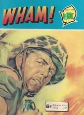 Wham ! (2e série) -Rec06- Recueil 5762 (du N°25 au N°27)