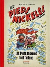 Les pieds Nickelés - La collection (Hachette) -1- Les Pieds Nickelés font fortune