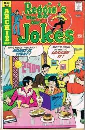 Reggie's Wise Guy Jokes (1968) -33- Rap chap