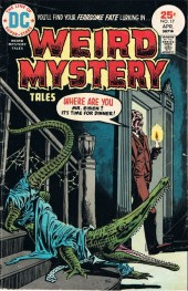 Weird Mystery Tales (1972) -17- Magic by moonlight only