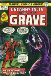 Uncanny Tales Vol.2 (Marvel - 1973) -7- Never Dance With a Vampire!