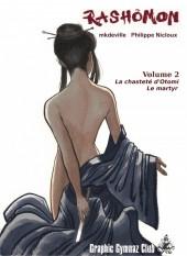 Rashômon -2- La chasteté d'Otomi - Le martyr