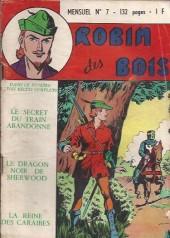Robin des bois (Jeunesse et vacances) -7- Le secret du train abandonné