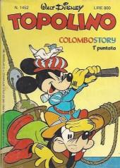 Topolino -1452- N°1452