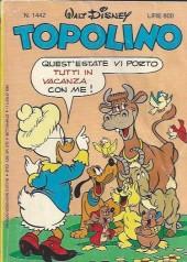 Topolino -1442- N°1442
