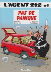 L'agent 212 -8b97- Pas de panique