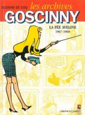 Les archives Goscinny -19671969- La fée Aveline 1967-1969