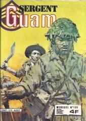 Sergent Guam -109- Heros de pacotille