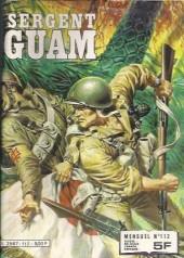 Sergent Guam -112- Les novices