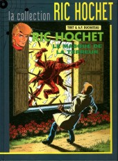 Ric Hochet - La collection (Hachette) -54- Le masque de la terreur