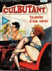 Culbutant (Novel Press) -2- Tu parles d'une soirée