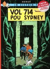 Tintin (en langues régionales) -22Réunionnai- Vol 714 pou Sydney